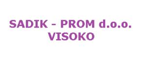 Sadik - Prom d.o.o. Visoko